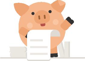 help piggy